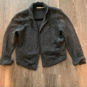 New cozy, cropped blazer by Urban Outfitters